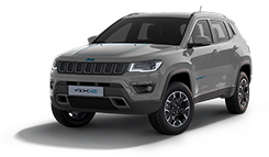 Jeep Compass 4xe off road