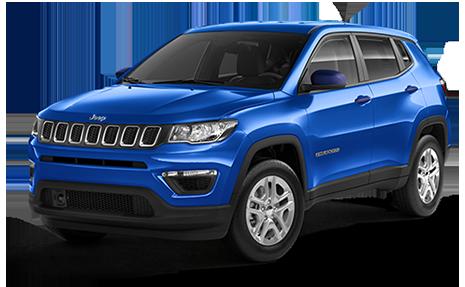 Resultado de imagen de jeep compass azul